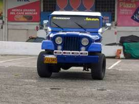 Jeep cj6 Diésel modelo 74