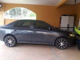 SE VENDE TOYOTA COROLLA 2009 MANUAL