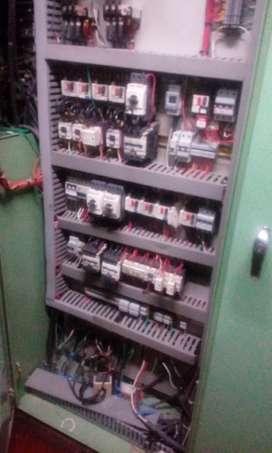 Mantenimiento eléctrico y mecanico