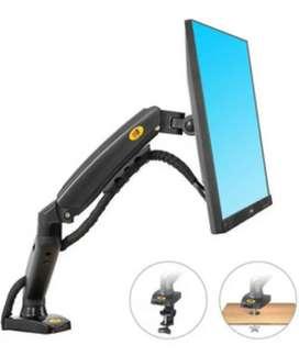 Soporte para monitor o tv de escritorio nb f80