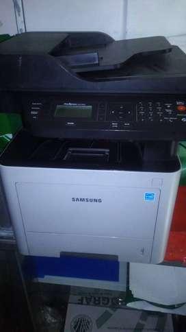 Venta de impresora laser samsum y laminadora nueva