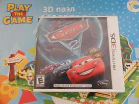Juego 3ds Cars 2