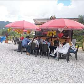 Vendo Negocio Zona Picnic en Guatape