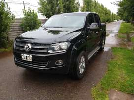 VW Amarok 2.0 TDI 4x4 Highline 2013