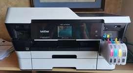 Vendo impresora multifuncional Brother