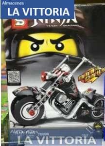 Moto Ninja Lego