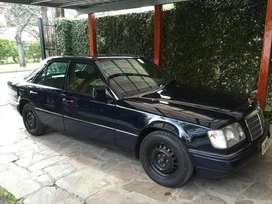 Mercedes Benz diesel clase E 124 año 95. Nuevo! 65 mil km.