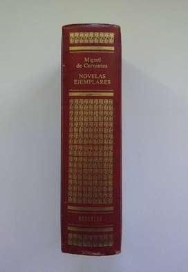 Novelas ejemplares de Miguel Cervantes