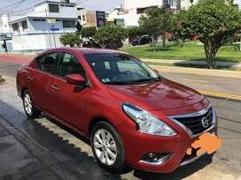 Nissan Versa modelo full Advanced