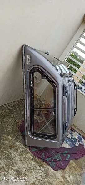 Caseta Protector para Balde de Camioneta