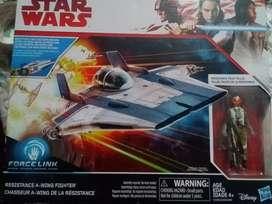 Star Wars - Figuras, naves coleccionables e interactivas