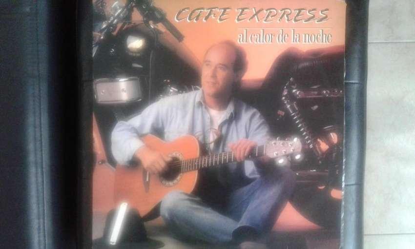 Lp,disco,vinilo,acetato cafe express rock nacional