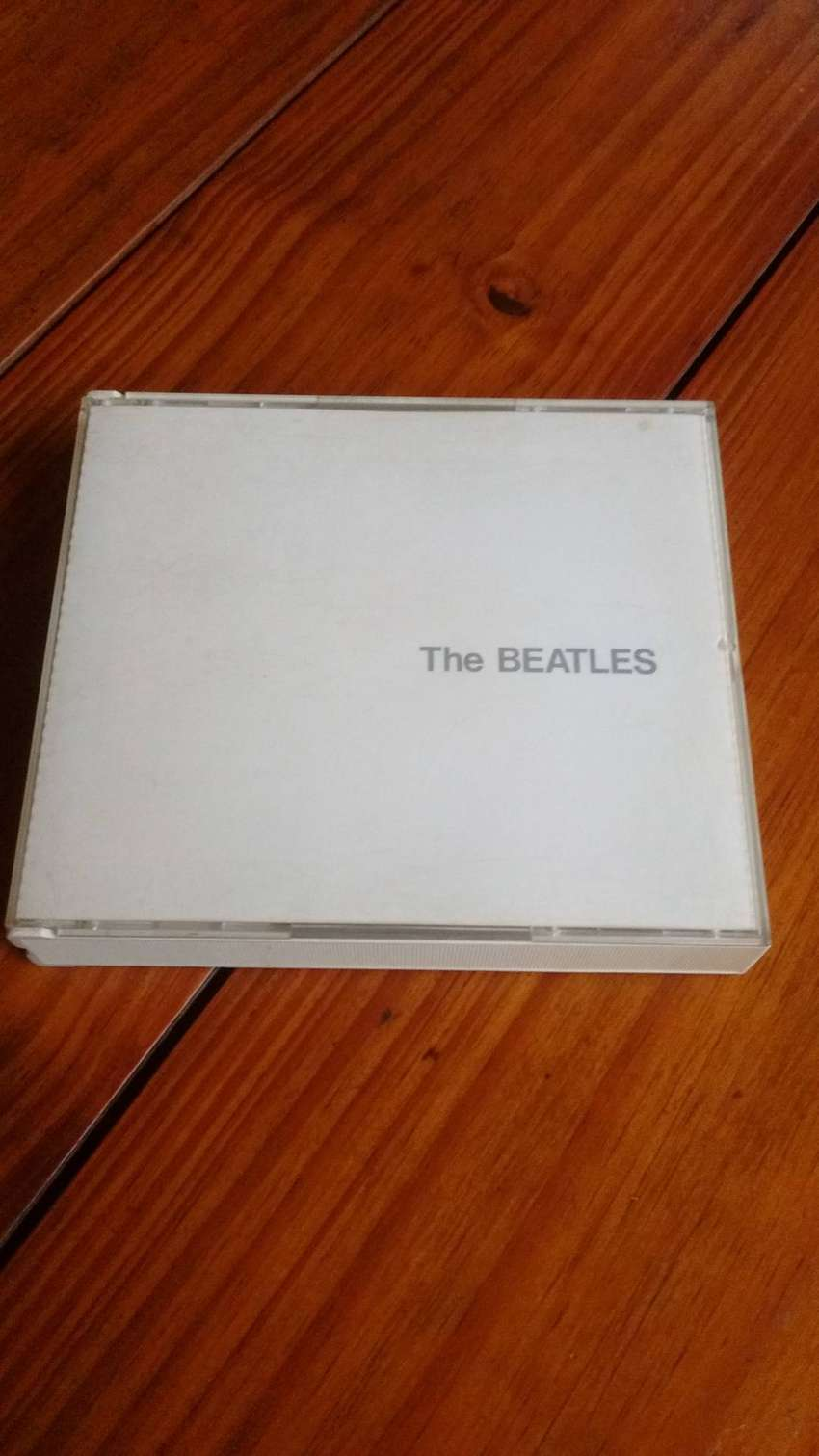 "Albun blanco 2 cds ""The Beatles"" 0"