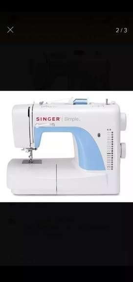 Maquina de coser familiar singer 3116 18 puntadas