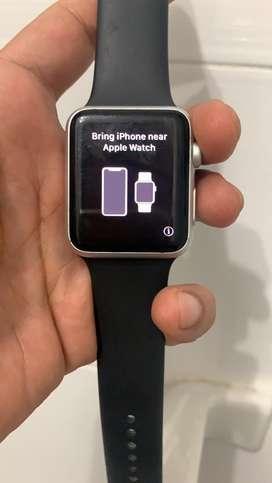 Apple watch serie 1 - 42mm con detalle