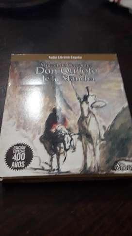 Audio Libro Don Quijote de La Mancha