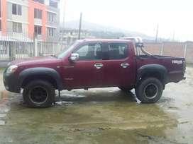 De opotunidad vendo camioneta Mazda BT50