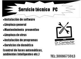Mantenimiento de computadores y sistemas electrónico