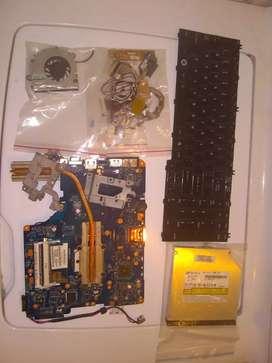 Repuestos Originales Para Portátil Toshiba Satellite L555
