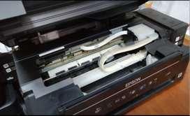 Se atasca mi impresora
