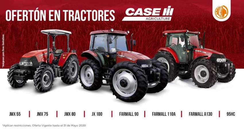 Tractor case 90 hp 0