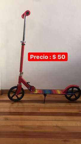 Scooter adulto