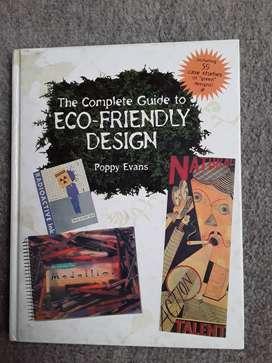 Libro de diseño gráfico The Complete Guide To Eco-Friendly Desing
