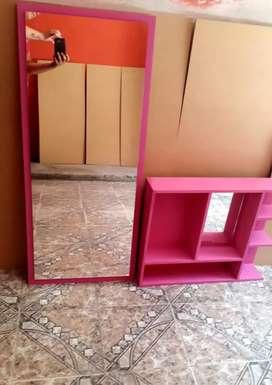Combos espejos +botiquín