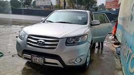 Se vende camioneta Hyundai Santa fe 2008