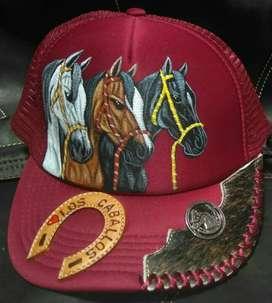 Se venden hermosas gorras
