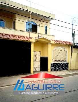 Vendo Casa de 2 Plantas Al Norte de Machala