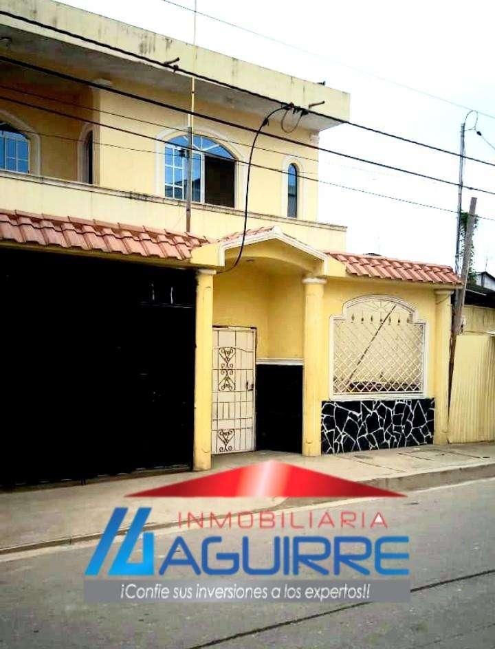 Vendo Casa de 2 Plantas Al Norte de Machala 0