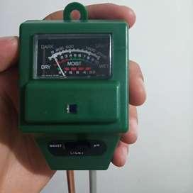Medidor de Ph para suelo