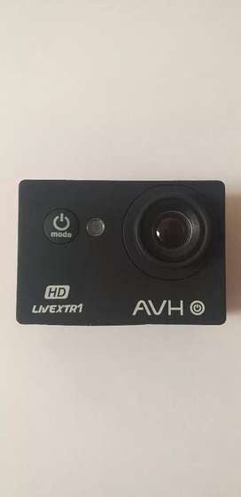 GO pro AVH LiveExtr1 + accesorios + tarjeta de memoria