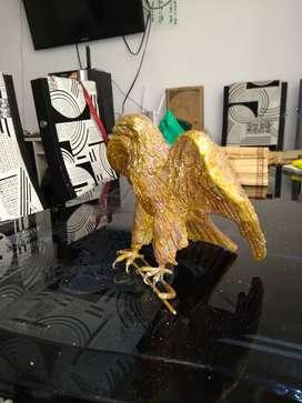Aguila Masisa en bronce