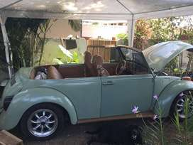 Escarabajo convertible