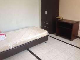 Base cama sommier con colchón 90x190