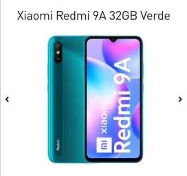 Celular Xiaomi Redmi 9A. 32 gb