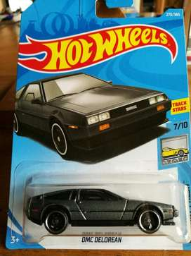 Hot Wheels Dmc Delorean