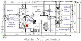 PLANOS DE ESPECIALIDADES ARQUITECTURA,ELECTRICOS,STRUCTURAS Y SANITARIOS