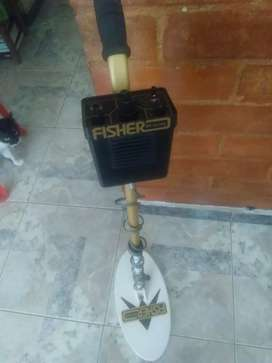 Detector de metales Fisher