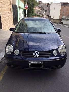 Hermos Volkswagen polo flamante