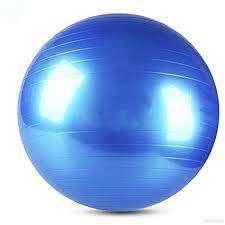 Bola de Yoga 65cm Ejercicios Fitness