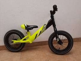 Bicicleta de Inicio