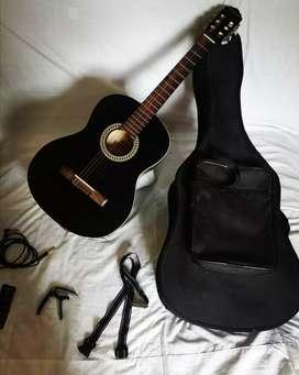 Guitarra - electroacústica Gianini