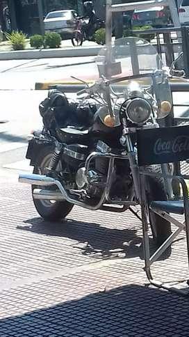 Realizo mensajeria en motos