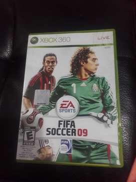 Juego Xbox 360 Live Original Nuevo Fifa