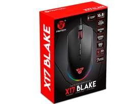 MOUSE USB  X17 BLAKE GAMING FANTECH