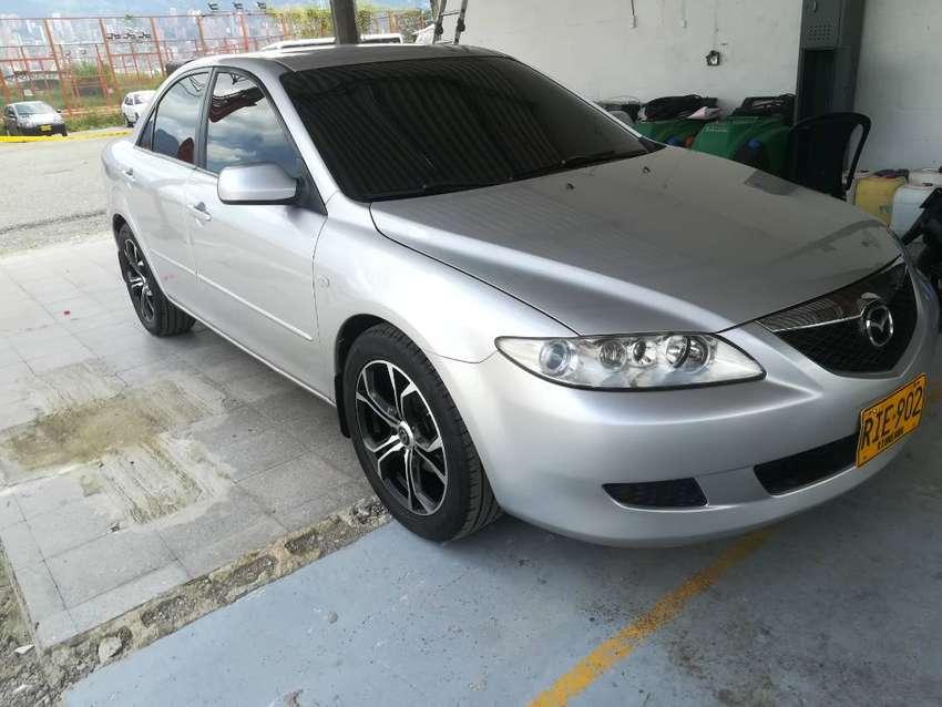 Mazda 6 hermoso como nuevo 0