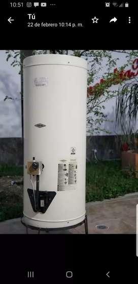 Calentador a gas de acumulación 25 litros